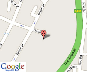 Google Maps | Volkshop Kidderminster